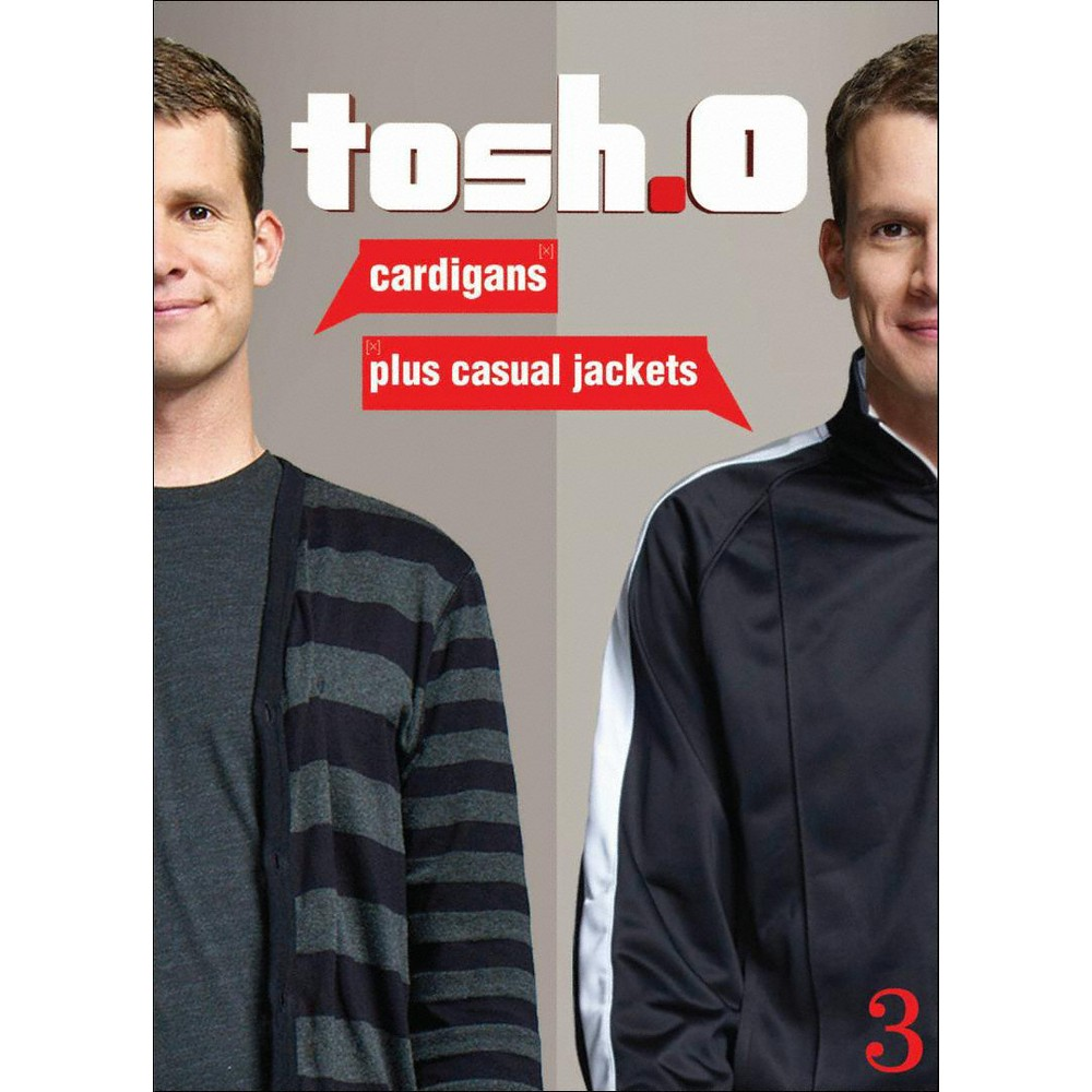 Tosh 0:Cardigans Plus Casual Jackets (Dvd)