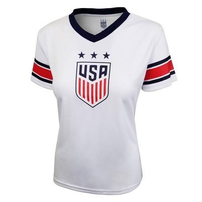 check out 07a82 2d3a5 FIFA U.S. Women's Soccer 2019 World Cup Mia Hamm Women's Jersey