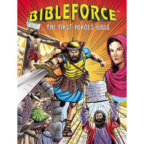 Bibleforce - by  Janice Emmerson (Hardcover) - image 1 of 1
