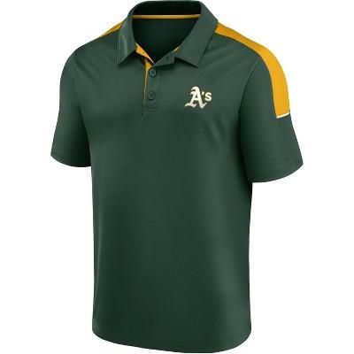 MLB Oakland Athletics Men's Polo Shirt