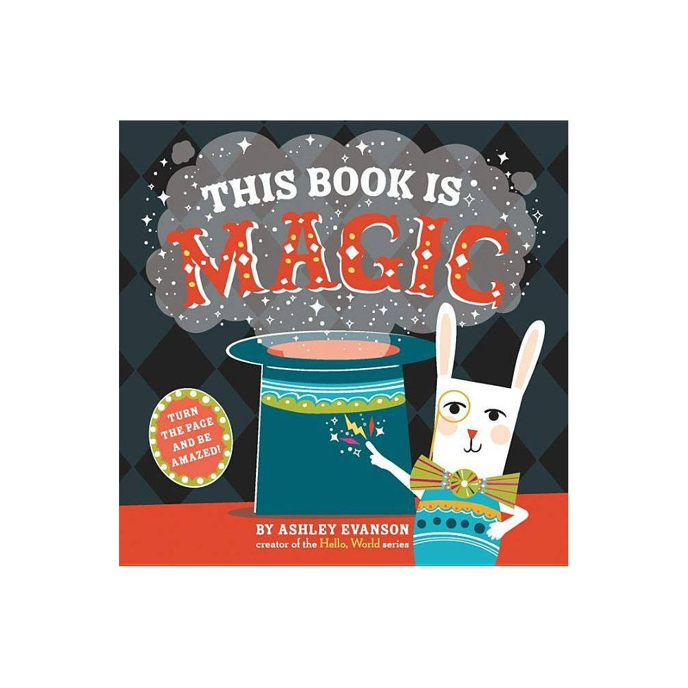 This Book Is Magic By Ashley Evanson Hardcover