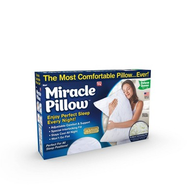 As Seen on TV Miracle Pillow