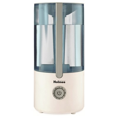 Holmes Ultrasonic Cool Mist Filter Free Humidifier HUL2425D-WTU