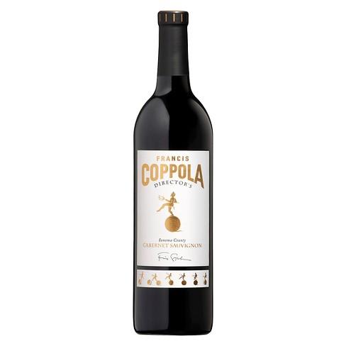 Francis Coppola Director's Cabernet Sauvignon Red Wine - 750ml Bottle - image 1 of 1