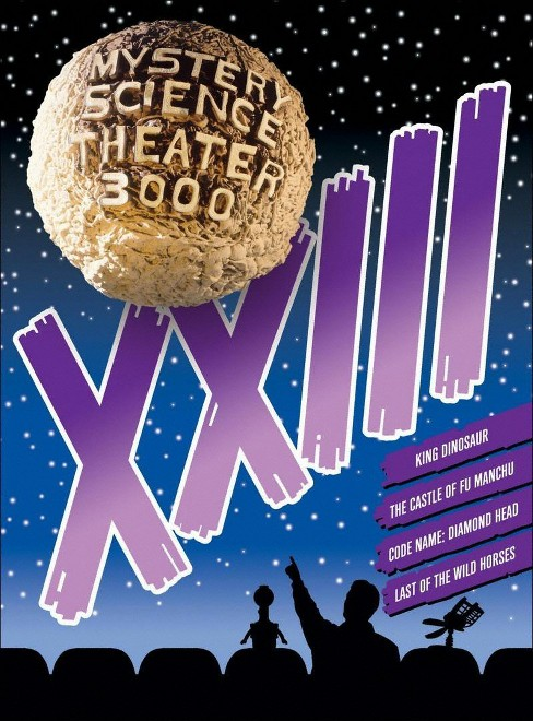 Mystery science theater 3000 vol 23 (DVD) - image 1 of 1