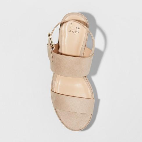 1e33418e94b Women s Zenia Two-Strap Flatform Espadrille - A New Day™. Shop all A New Day