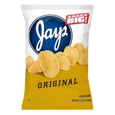 Jays® Original Potato Chips - 2.5oz - image 1 of 1