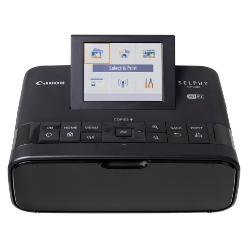 Canon Selphy Cp1300 Wireless Compact Photo Printer Target