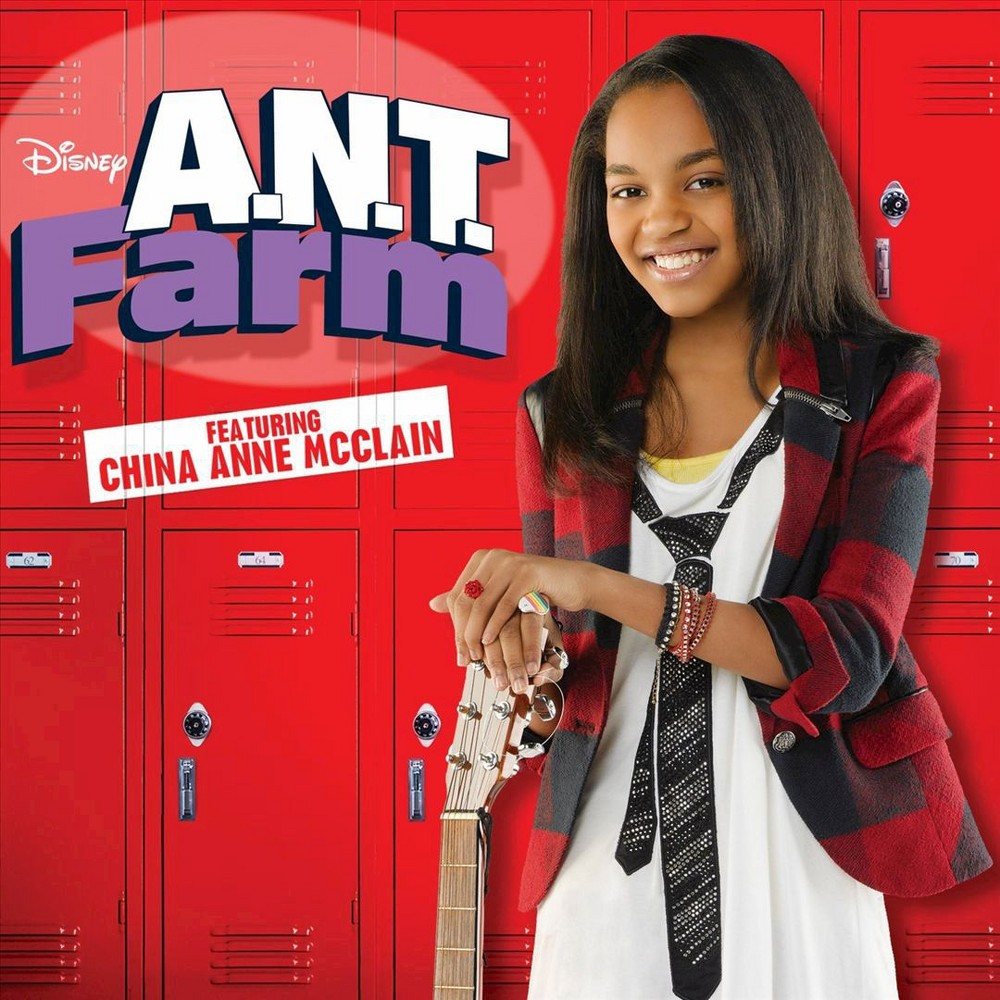 Various Artists - A.N.T. Farm (CD)