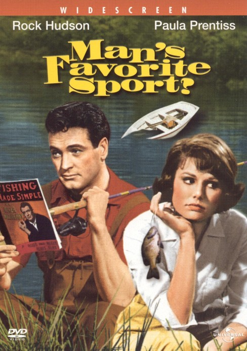 Man's Favorite Sport (DVD) - image 1 of 1