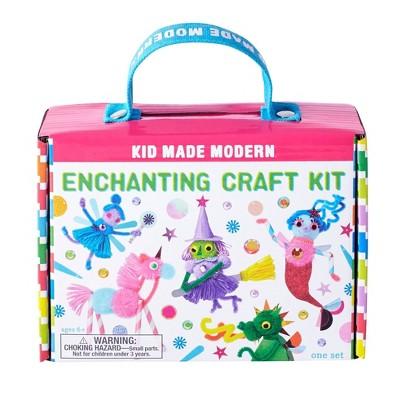 Kid Made Modern 250pc Enchanting Craft Kit
