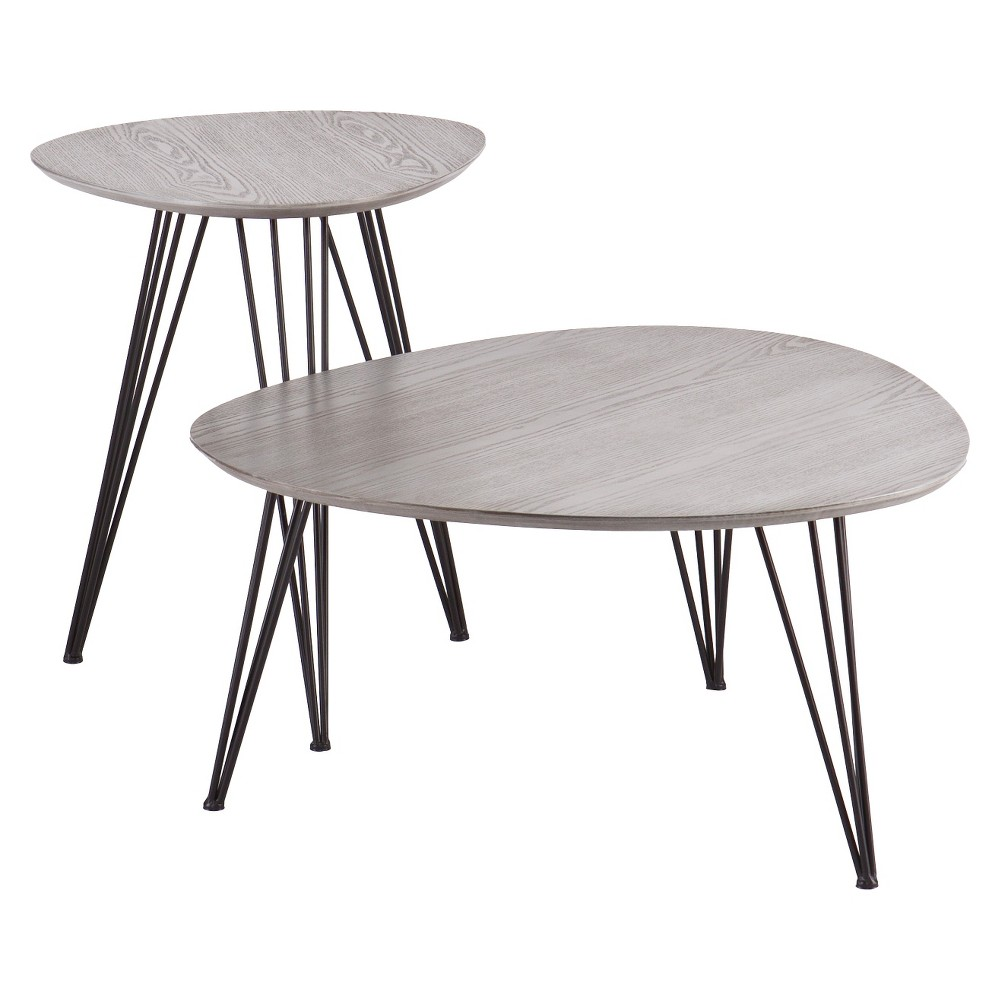Cocktail Table - Black- Aiden Lane Coupons