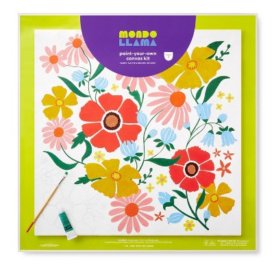Kids Canvas Painting Sets Target