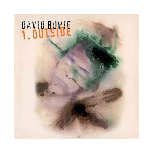 David Bowie - Outside (CD) - image 1 of 1