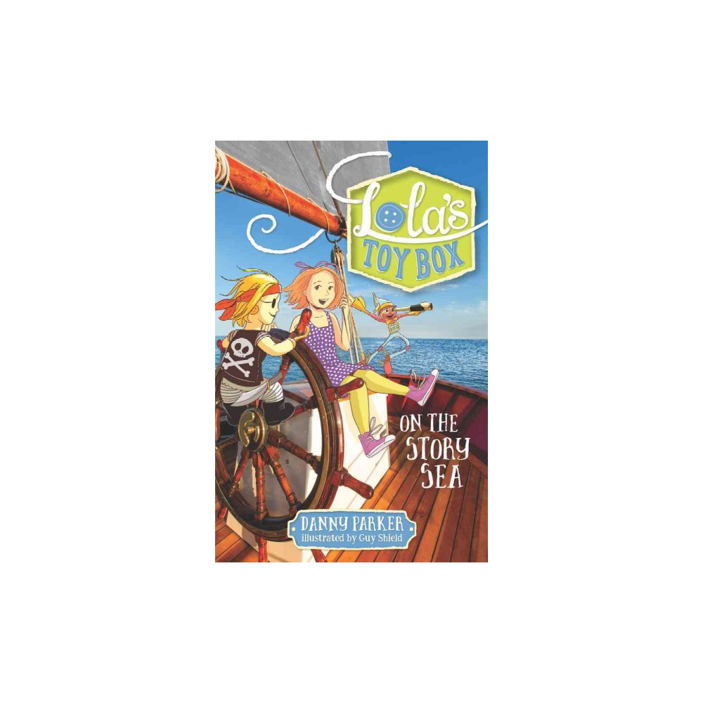 On the Story Sea (Paperback) (Danny Parker)