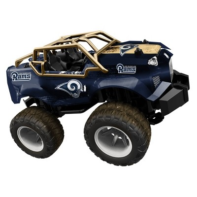 NFL Los Angeles Rams Remote Control Monster Truck