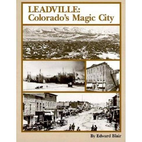 Leadville - (Pruett) by  Edward Blair (Paperback) - image 1 of 1