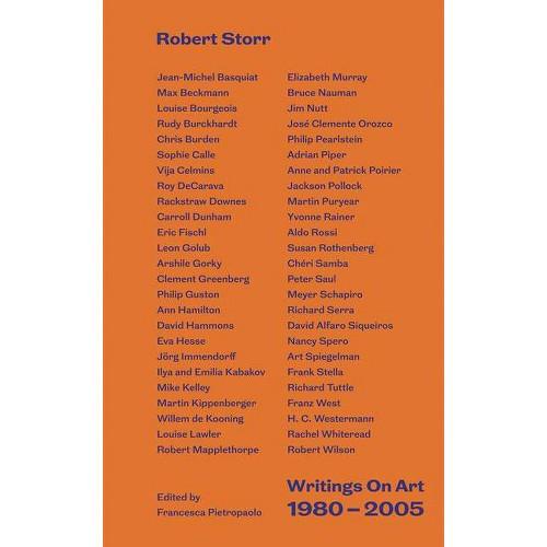 Writings on Art 1980-2005 - by Francesca Pietropaolo (Hardcover)