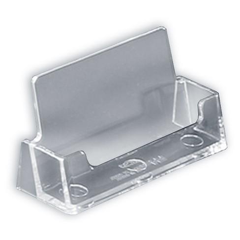 Azar Horizontal Acrylic Business/Gift Card Holder 10ct - image 1 of 1