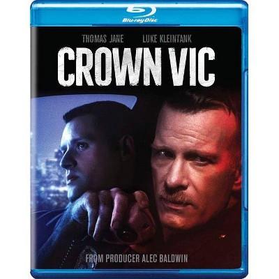 Crown Vic (Blu-ray)