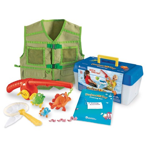 Learning Resources Pretend & Play® Fishing Set - image 1 of 2