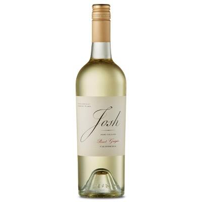 Josh Pinot Grigio White Wine - 750ml Bottle