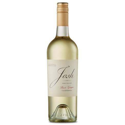 Josh Pinot Grigio White Wine - 750ml Bottle - image 1 of 1