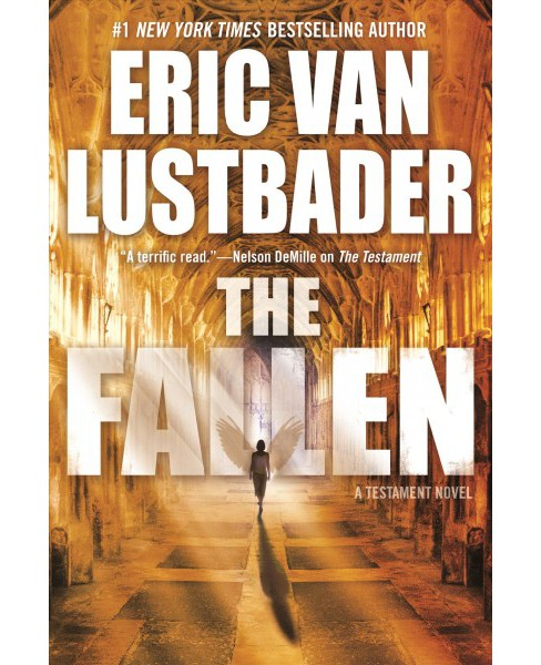 Fallen (Hardcover) (Eric Lustbader) - image 1 of 1
