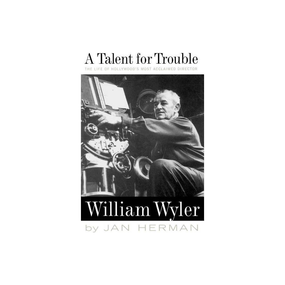 A Talent For Trouble By Jan Herman Paperback