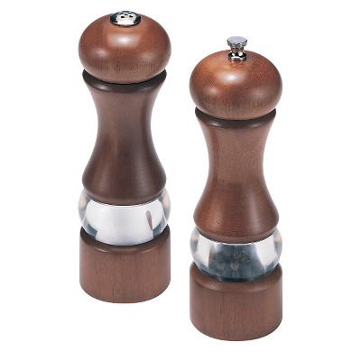 Olde Thompson Dover Set - Brown and Clear
