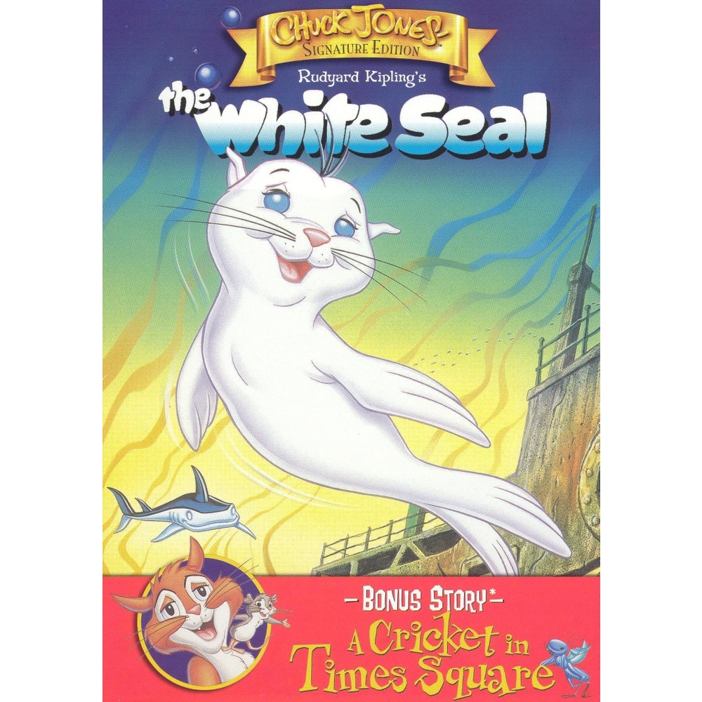 White Seal/A Cricket In Times Square (Dvd)