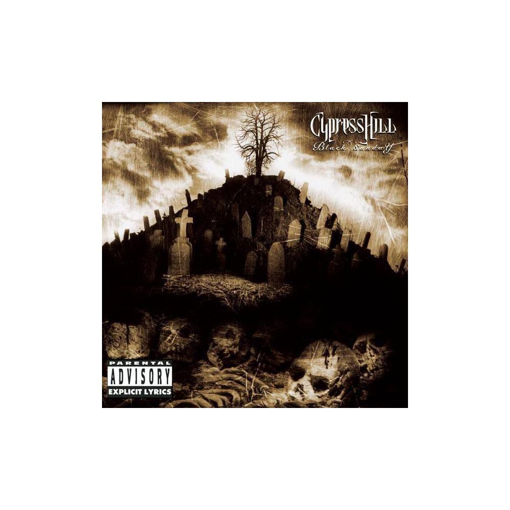 Cypress Hill Black Sunday Explicit Lyrics Cd