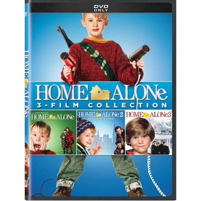Home Alone 3 - Film Collection (DVD)