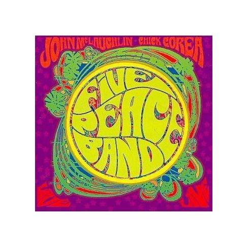 John (Jazz)  John (Jazz); McLaughlin McLaughlin - Five Peace Band: Live (CD) - image 1 of 1