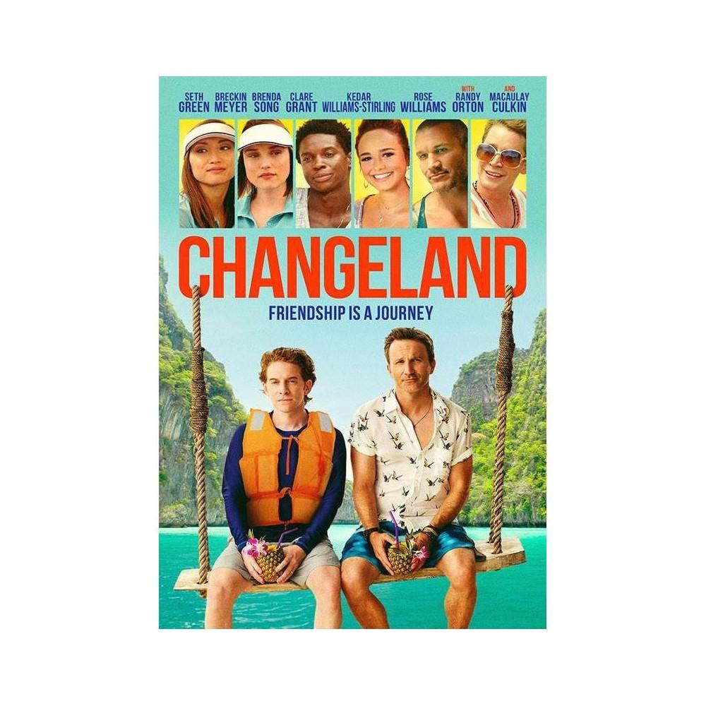 Changeland Dvd