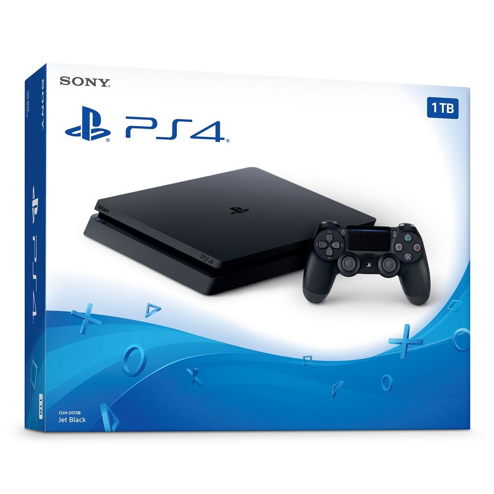PlayStation 4 1TB Console, Black