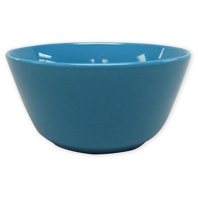 Coupe Stoneware Bowl 27oz Blue - Room Essentials™