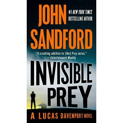 Invisible Prey (Reprint) (Paperback) by John Sandford