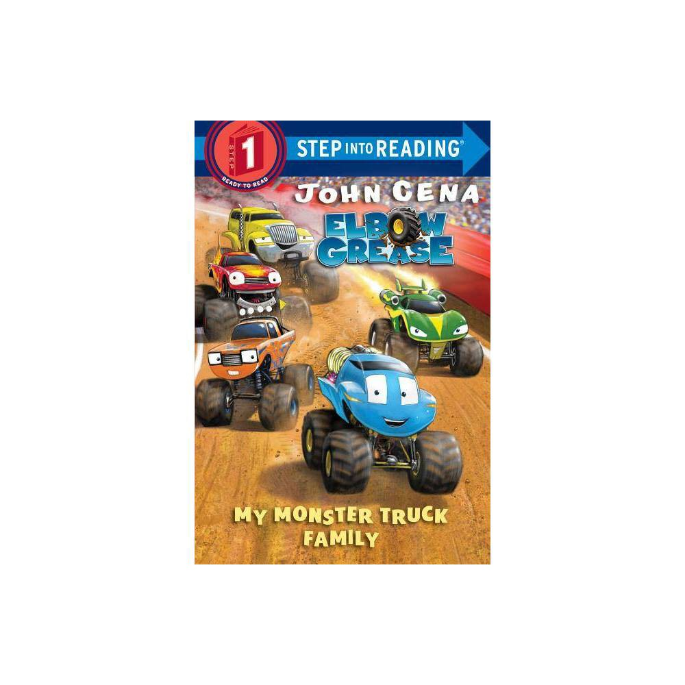 My Monster Truck Family Step Into Reading By John Cena Paperback