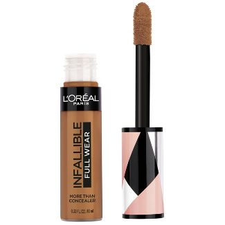 L'Oreal Paris Infallible Full Wear, Full Coverage, Waterproof Concealer - 330 Cocoa - 0.33 fl oz