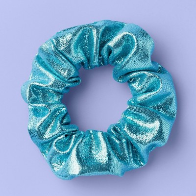 Girls' Metallic Shimmer Twister - More Than Magic™ Aqua
