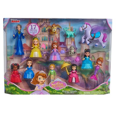Sofia the First Deluxe Friends Pack