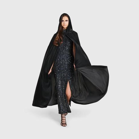 Adult Velvet Cape Halloween Costume Accessory - Hyde & EEK! Boutique™ - image 1 of 1