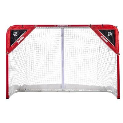 Franklin Sports Street Hockey Shooting Targets - Red