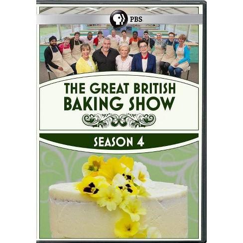 Great British Baking Show: Season 4 (DVD) - image 1 of 1