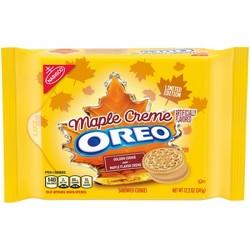Maple Crème Oreo Limited Edition - 12.2oz