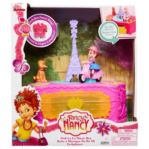 0d03abaec8d3 Disney Fancy Nancy Ooh La La Music Box Featuring Sounds And A ...