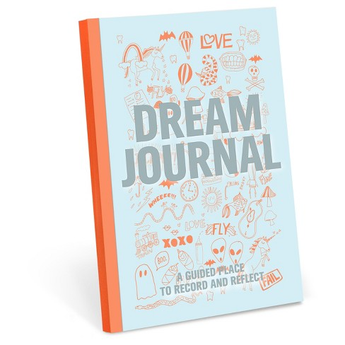 Knock Knock® Dream Journal Unruled 128pgs - image 1 of 4
