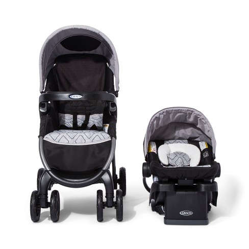 84b3531fb9c Graco® FastAction Fold® Click Connect™ Travel System - Asher   Target
