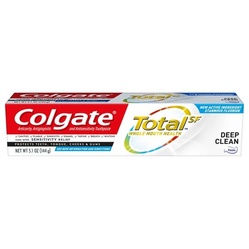 Total Advanced Deep Clean Toothpaste - 5.1oz - image 1 of 5